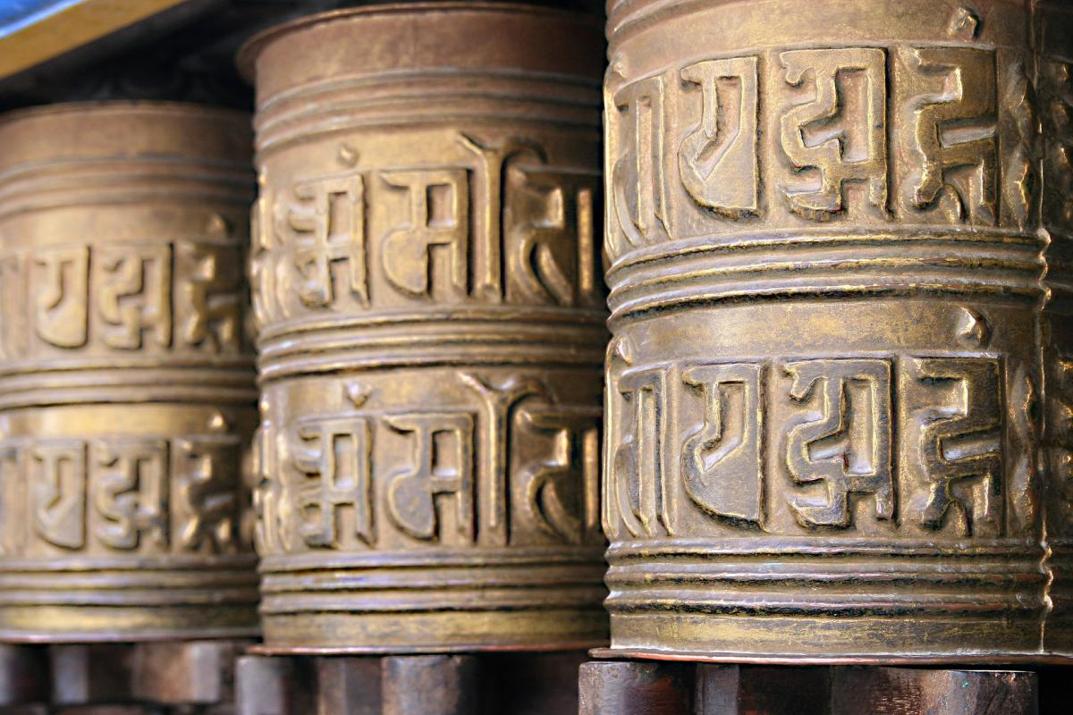 prayer wheel 484512 1920