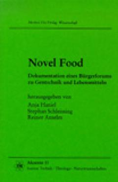 Anja Haniel (Hrsg.): Novel Food