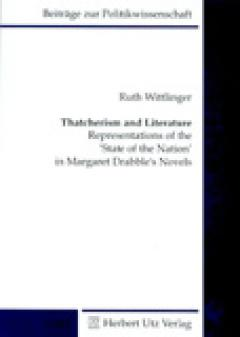 Ruth Wittlinger: Thatcherism and Literature