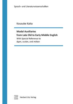 Kousuke Kaita: Modal Auxiliaries from Late Old to Early Middle English
