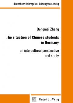 Dongmei Zhang: The situation of Chinese students in Germany
