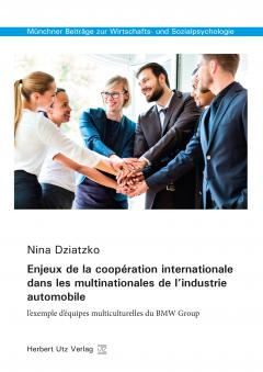Nina Dziatzko: Enjeux de la coopération internationale dans les multinationales de l'industrie automobile