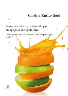Sabrina Kotter-Seel: Sensorial and analytical profiling of orange juice and apple juice