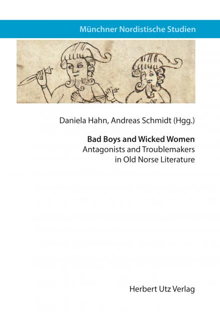 Daniela Hahn, Andreas Schmidt (Hrsg.): Bad Boys and Wicked Women