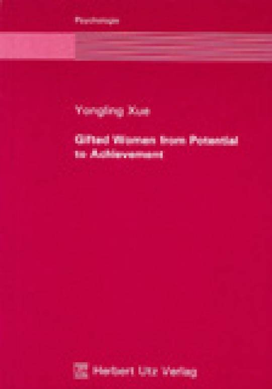 Yongling Xue: Gifted Women from Potential to Achievement