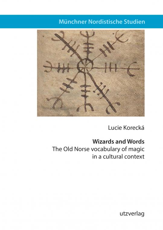 Lucie Korecká: Wizards and Words